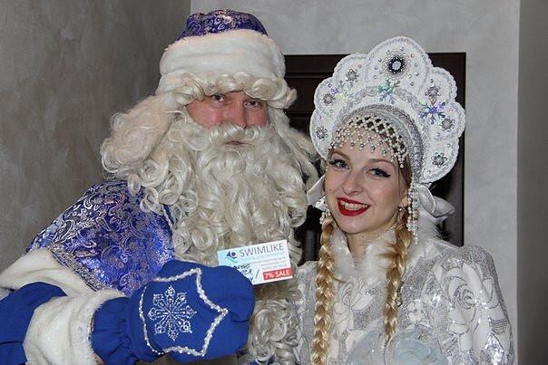 Дед Мороз принос подарки!!!