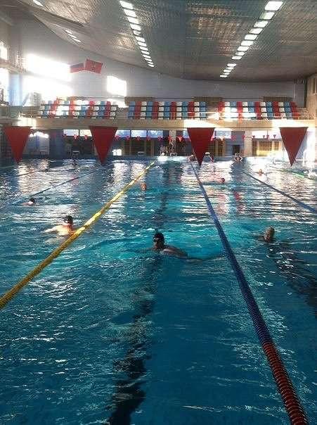 Школа плавания 1