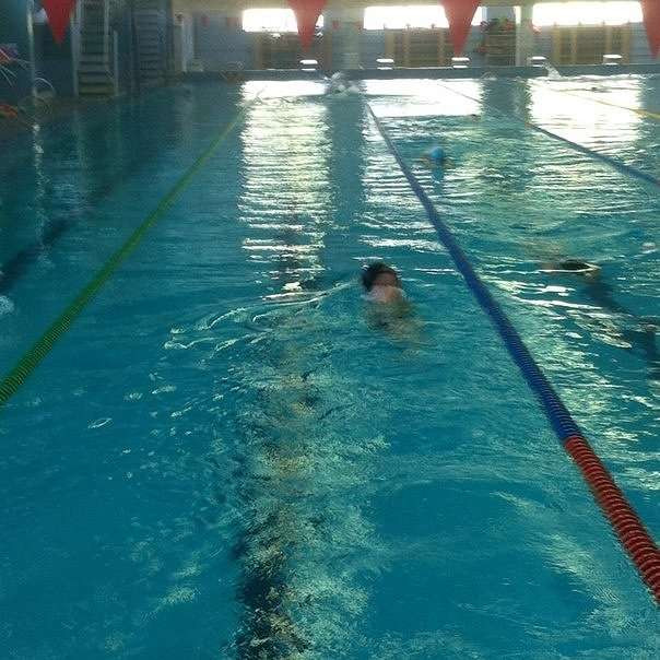 Школа плавания 2