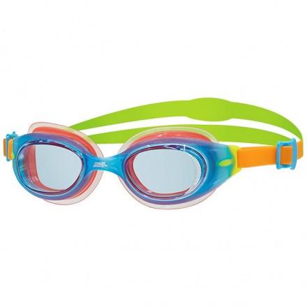 Очки для плавания детские ZOGGS Little Sonic Air (0-6 лет) Blue/Orange