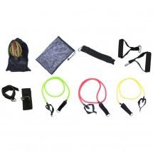 Эспандер многофункциональный 1213-12 Resistance band kit 3 жгута