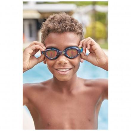 Очки для плавания детские ZOGGS Sea Demon Junior (6-14 лет) Blue - 5539