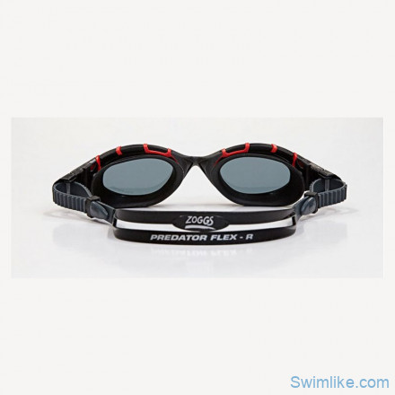 Очки для плавания поляризационные ZOGGS Predator Flex Polarized L/XL