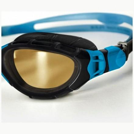 Очки для плавания поляризационные ZOGGS Predator Flex 2.0 Polarized Ultra