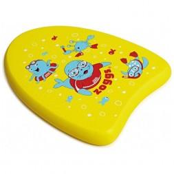 Доска для плавания ZOGGS Zoggy Mini Kickboard (3-12 лет)