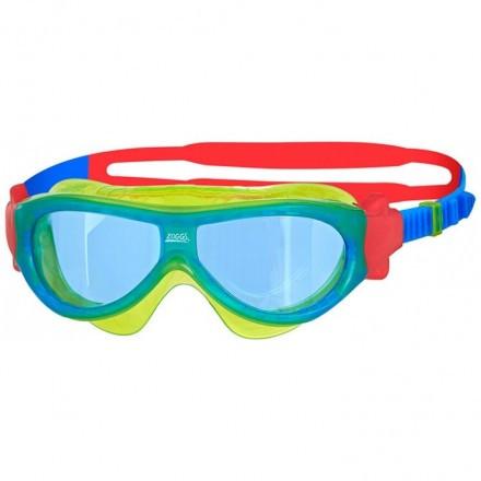 Очки-маска для плавания детские ZOGGS Phantom Kids Yellow (0-6 лет)