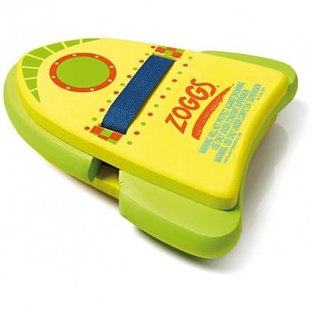 Доска-жилет для плавания детская ZOGGS Jet Pack 3 в 1 (2-6 лет)