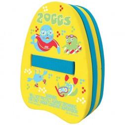 Доска-жилет для плавания детская ZOGGS Zoggy Backfloat (2-6 лет)