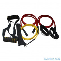 Многофункциональный набор из 3 эспандеров 5000-01