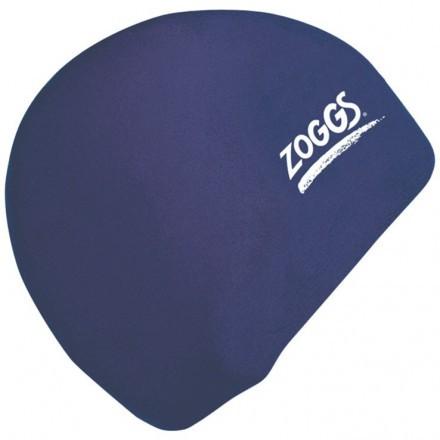 Шапочка для плавания ZOGGS Silicone Cap Navy Blue