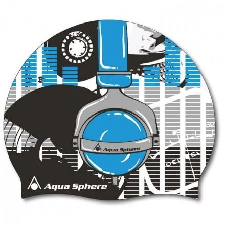 Шапочка Aqua Sphere Headphones