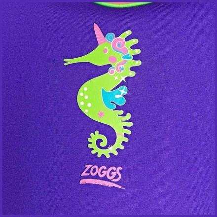 Топ детский с поплавками для обучения плаванию ZOGGS Sea Unicorn Water Wings