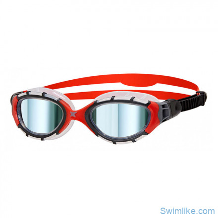 Очки для плавания ZOGGS Predator Flex Titanium S/M
