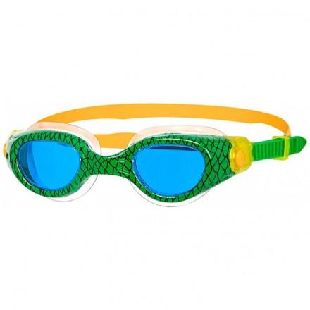 Очки для плавания детские ZOGGS Aquaman DC (6-14 лет)
