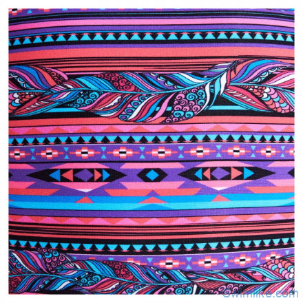 Купальник слитный детский ZOGGS Aztec Plume Duoback