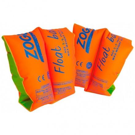 Нарукавники детские ZOGGS Float Bands Orange - 1203 (3-6 лет)